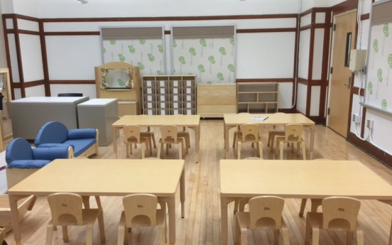 0005; Classroom With Furniture (2) ...